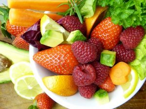 low starch foods